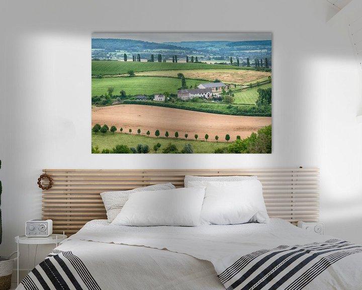 Sfeerimpressie: Limburgs landschap van Mark Bolijn