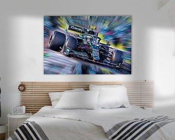 Vettel - seizoen 2021 van DeVerviers