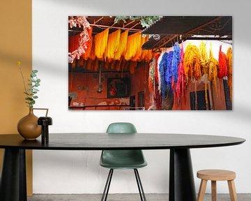 Wolle färben von Homemade Photos