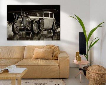 Bentley Stearman Modell 75 von 1936