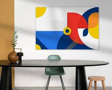 Bauhaus lX van Rudy en Gisela Schlechter