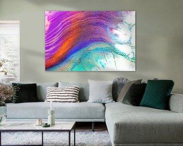 218124 Abstrakte Acryl-Kunst von Rob Smit