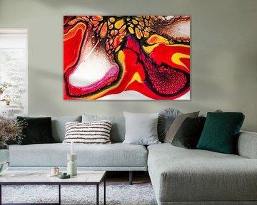 218144 Abstrakte Acryl-Kunst von Rob Smit