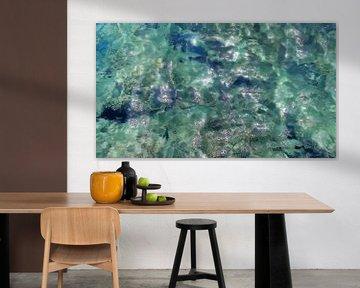 Belle eau de mer - Peinture sur Schildersatelier van der Ven