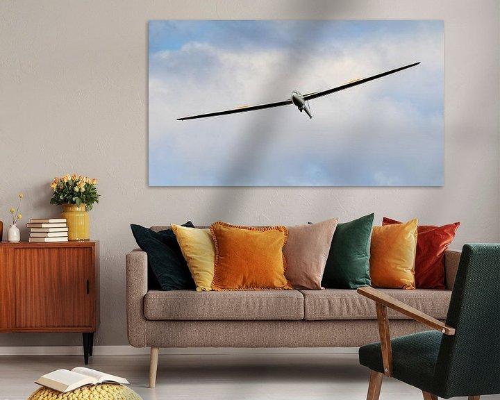 Beispiel: Segelflugzeug von Anjo ten Kate