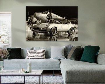 Der Jaguar E-Type von 1960