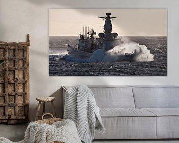 Fregat in de golven - part I von Alex Hiemstra