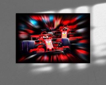 Vettel / Räikkönen 2018