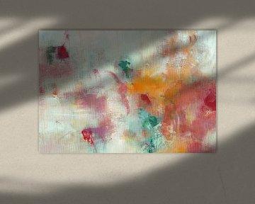 Composition 17 van Maria Kitano