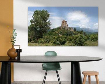 Gremi Fortress, Georgië, Europa van Alexander Ludwig