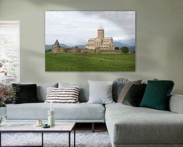 Alaverdi klooster, Georgië, Europa van Alexander Ludwig