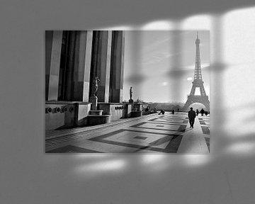 Eiffeltoren Parijs van Ipo Reinhold