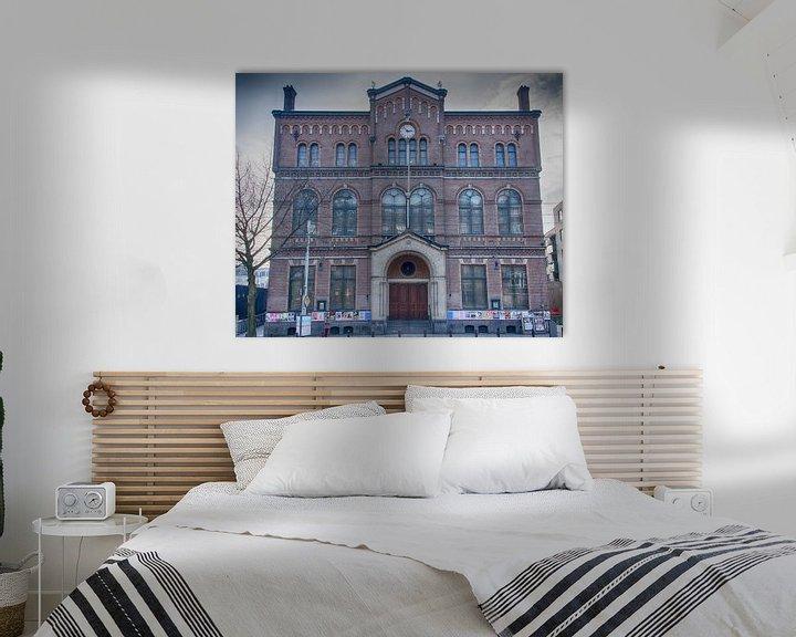 Sfeerimpressie: Paradiso Amsterdam van Don Fonzarelli