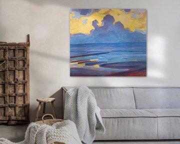 By the sea van Rudy en Gisela Schlechter