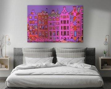 Amsterdam pride sur The Art Kroep