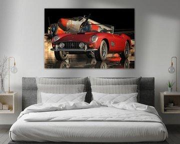 Ferrari 250GT Spyder California aus dem Jahr 1960