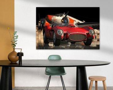 Ferrari F250 Testarossa - Ultimativer Sportwagen