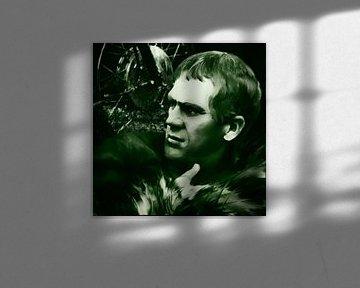 Legends - Steve McQueen - zwart-wit
