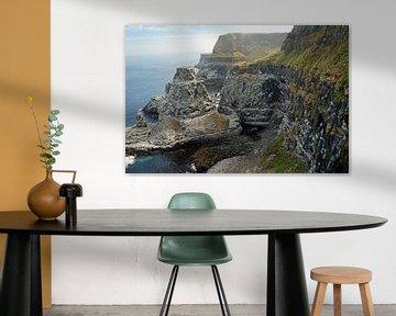 Rathlin Island is ideaal voor een dagtocht om gewoon te genieten van de eenzaamheid en de rust. van Babetts Bildergalerie