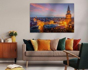 Groningen van Ton Drijfhamer