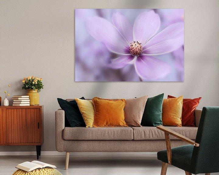 Sfeerimpressie: Violet Dream van INA FineArt