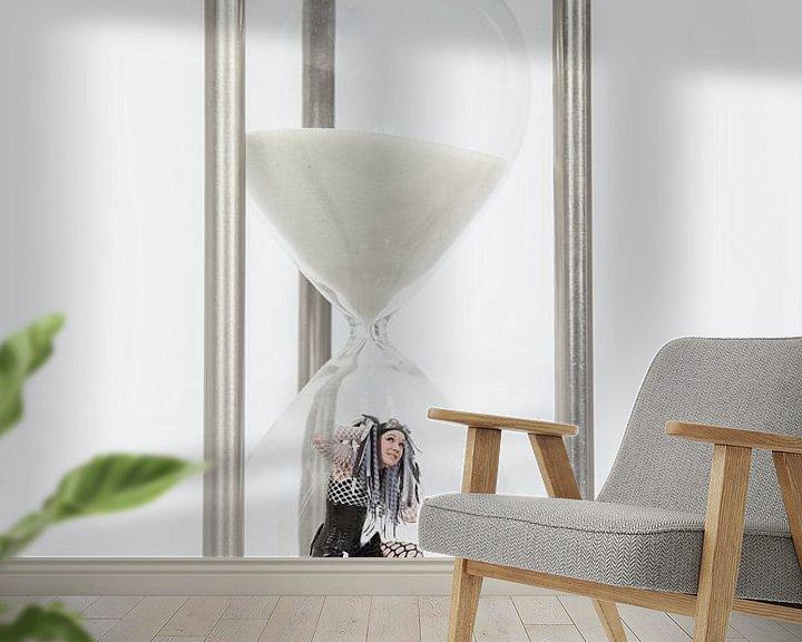 Beispiel fototapete: Frozen in Time von Hans Will