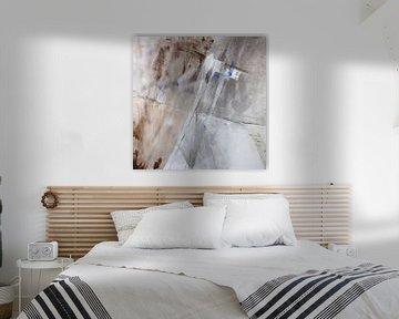 Witte samenstelling van Annette Schmucker