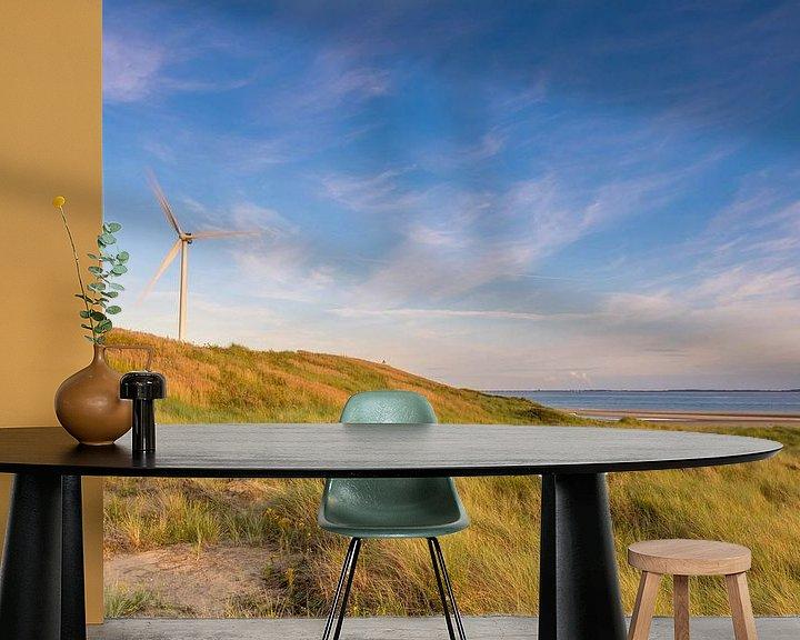 Impression: moulin à vent sur Jan Koppelaar