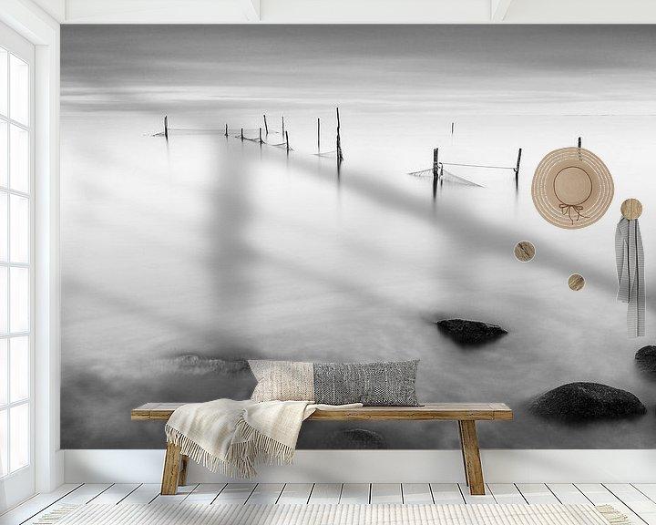 Sfeerimpressie behang: Stavoren van Mark van der Walle