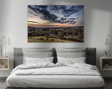 Panorama du Gulperberg sur Rob Boon