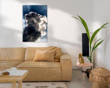 Wolken van Jakob Huizen van