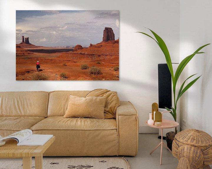 Sfeerimpressie: Lonesome Cowboy van Henk Langerak
