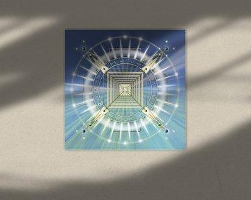 Energiepatroon lichtcirkel III