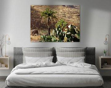 Tropisch Gran Canaria van Ingeborg Veldboom