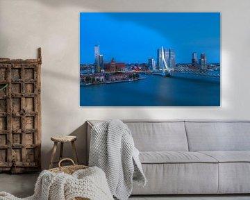 Erasmusbrug Rotterdam (Netherlands) van Marcel Kerdijk