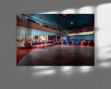 bar abandonné