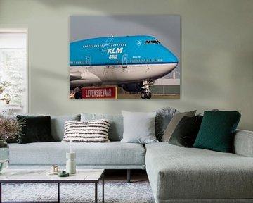 KLM Asia Boeing 747-400 van Rutger Jongejan