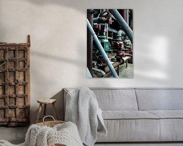 Industrie in Den Bosch van Sabina Meerman