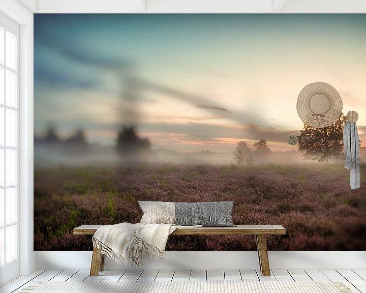 Sfeerimpressie behang: A brand new day van Lex Schulte