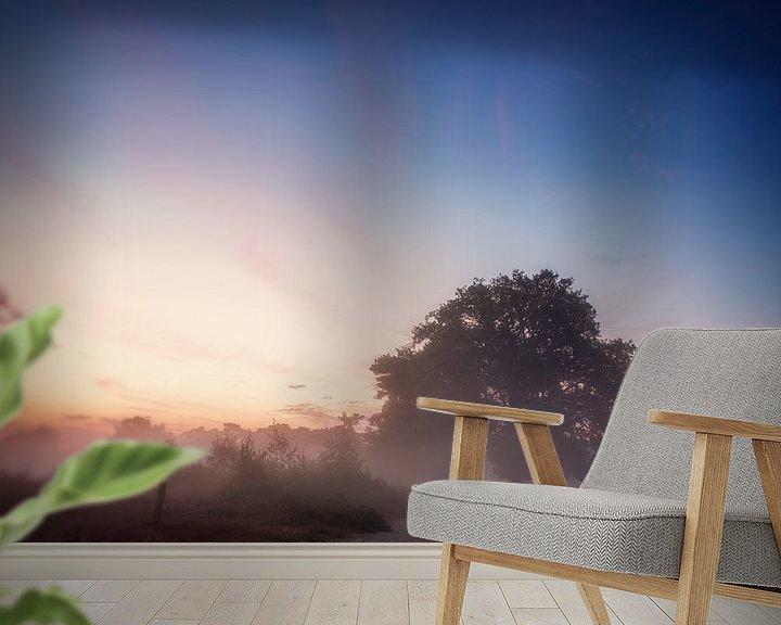 Sfeerimpressie behang: Into the morning light van Lex Schulte