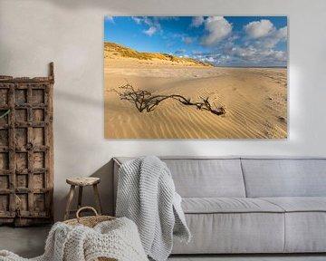 Riffeln im Sand von Ron Buist