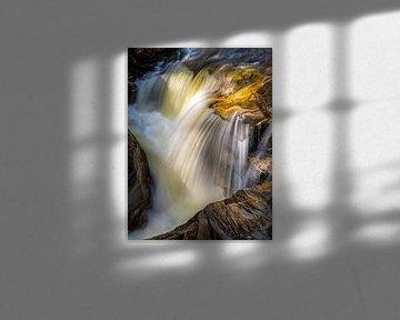 Waterval van Michel van den Hoven