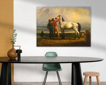 Le cheval gris (à la foire aux chevaux), Rosa Bonheur