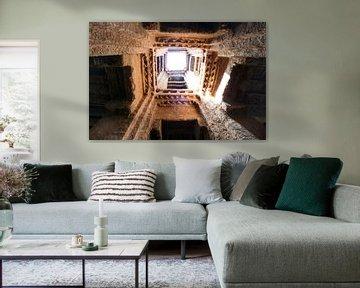 Authentieke Kasbah: Oude Architectuur in Marokko van The Book of Wandering