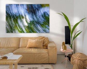 Expressionisme 8 van Henri Boer Fotografie
