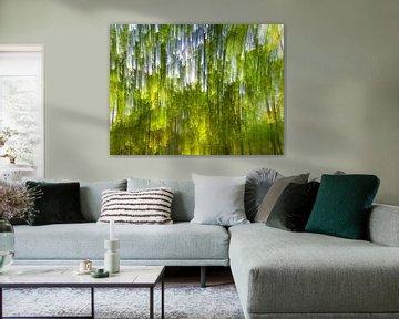 Expressionisme 10 van Henri Boer Fotografie