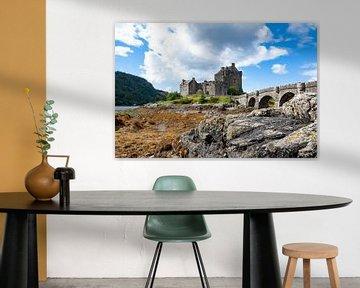 Eilean Donan Castle, Schotland van Gert Hilbink
