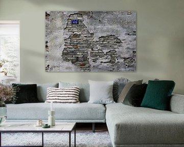 Die alte Mauer von Chris Moll