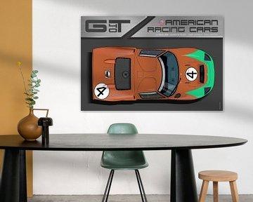 Ford GT40 No.4 von Theodor Decker