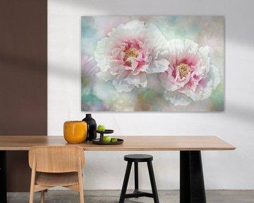 Bloemen Fantasie #10 van Lizzy Pe